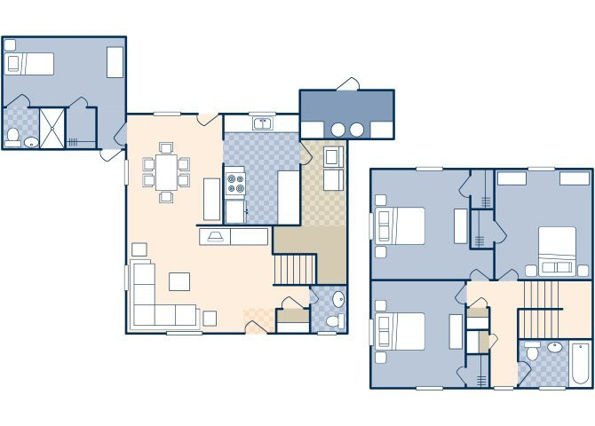 South Lieber Heights 1309 Floor Plan 67