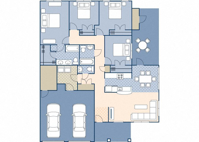 Woodlands 2031 Floor Plan 77