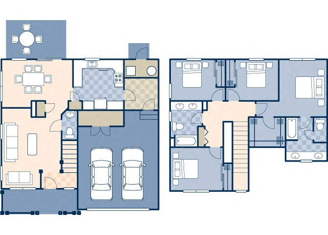 North Stonegate 2043 Floor Plan 18