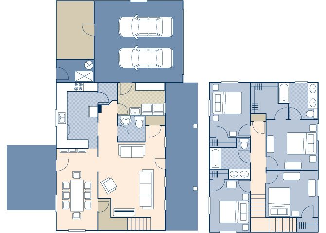 Piney Estates 2072 Floor Plan 21