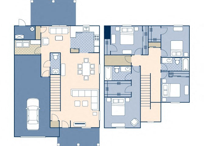 North Lieber Heights 2130 Floor Plan 11