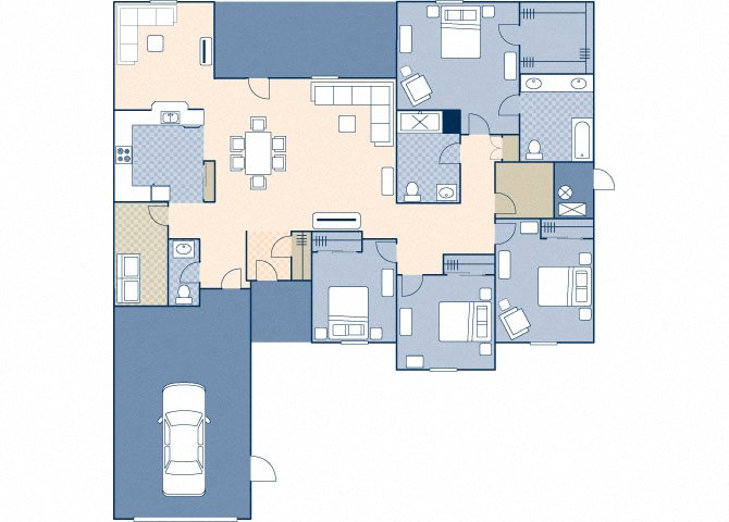 North Lieber Heights 2305 Floor Plan 12