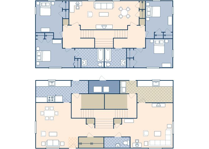 Piney Hills 2320 Floor Plan 46