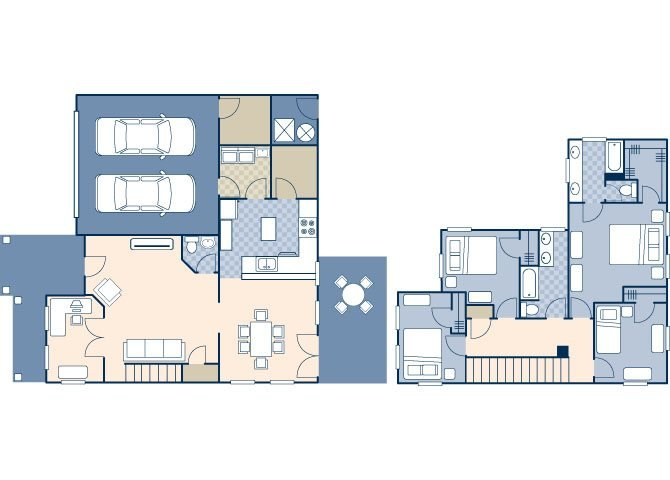 Piney Estates 2368 Floor Plan 22