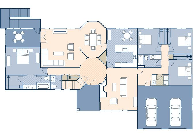 Piney Hills 6131 Floor Plan 49