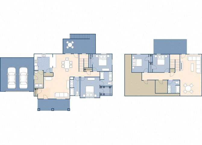 Piney Estates 2368 B Floor Plan 23