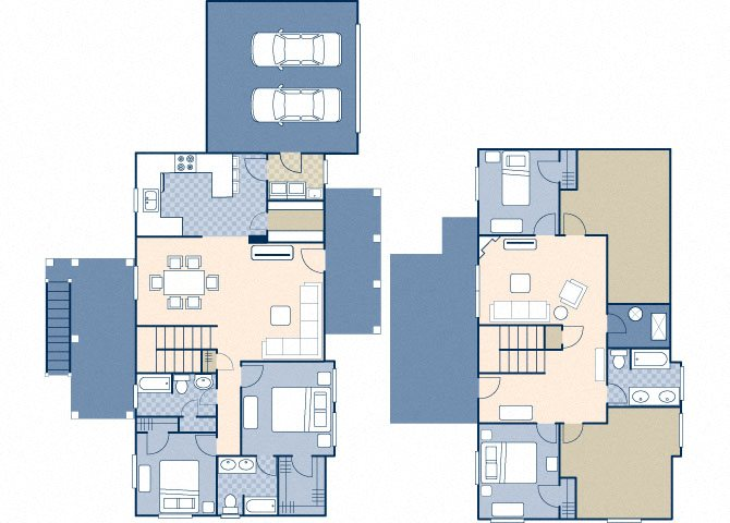 Piney Estates 2443 Floor Plan 25