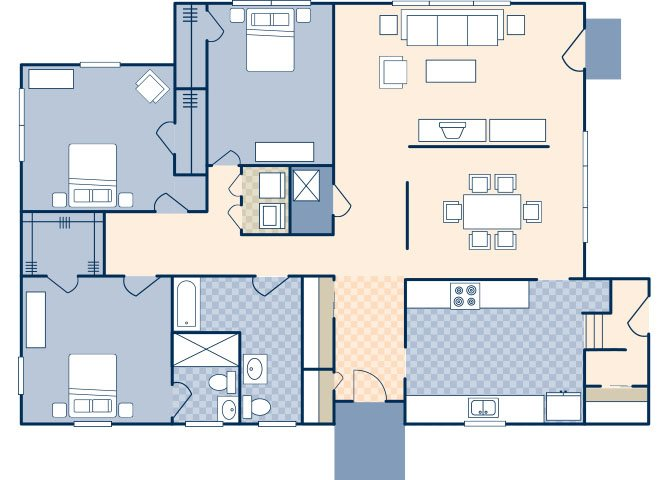 Piney Hills 1317 Floor Plan 30