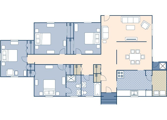 Piney Hills 1487 Floor Plan 39
