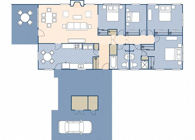 Piney Hills 1647 Floor Plan 42