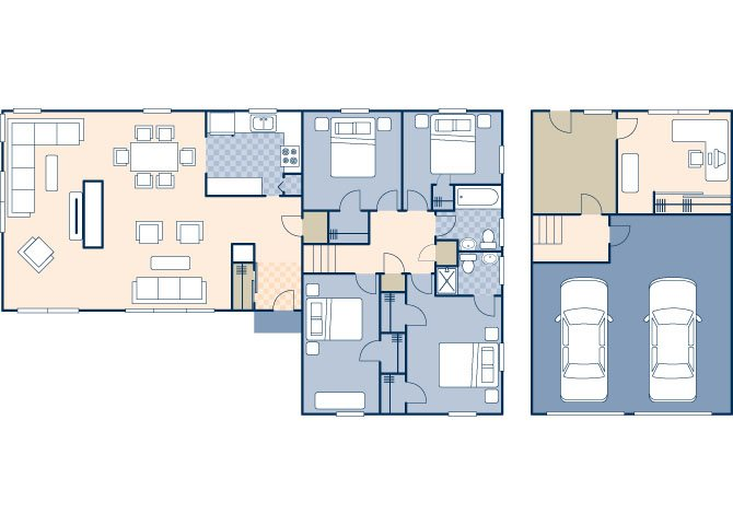 Piney Hills 1693 Floor Plan 43