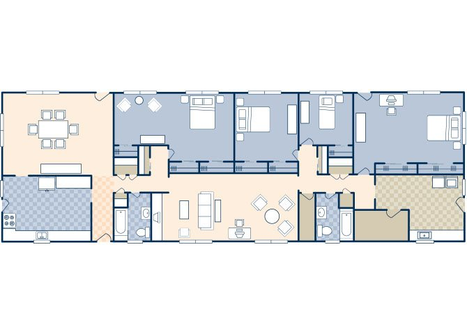 Piney Hills 2246 Floor Plan 44