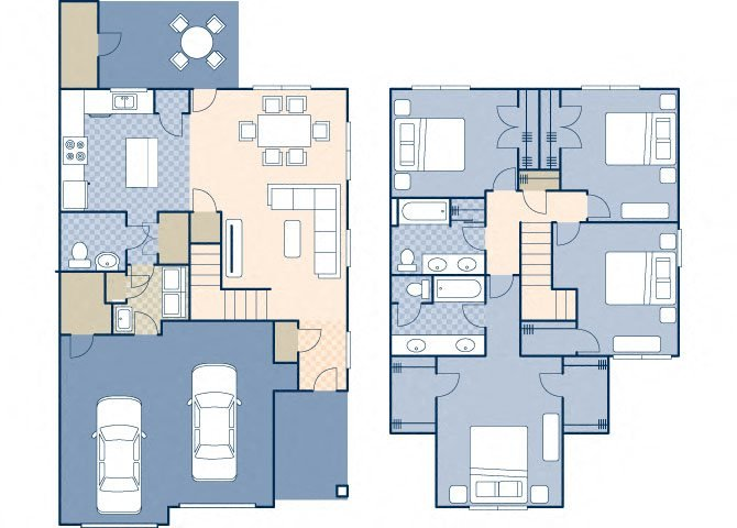 Woodlands 2089 Floor Plan 79