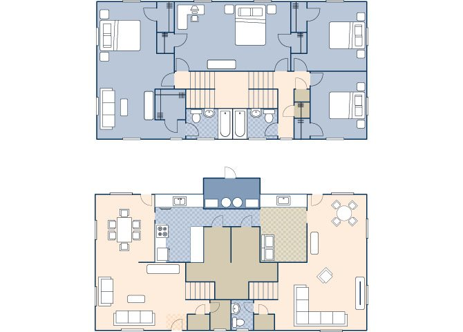 South Lieber Heights 2164 Floor Plan 69
