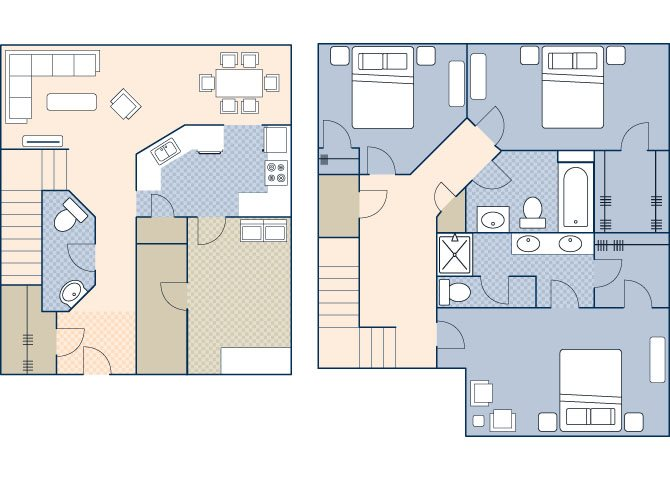 Hunter Ridge 1681 Floor Plan 1