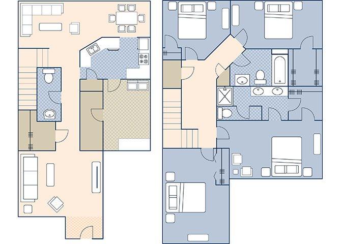 Hunter Ridge 2003 Floor Plan 2