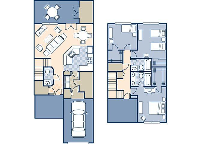 New Callaway 1772 Floor Plan 5