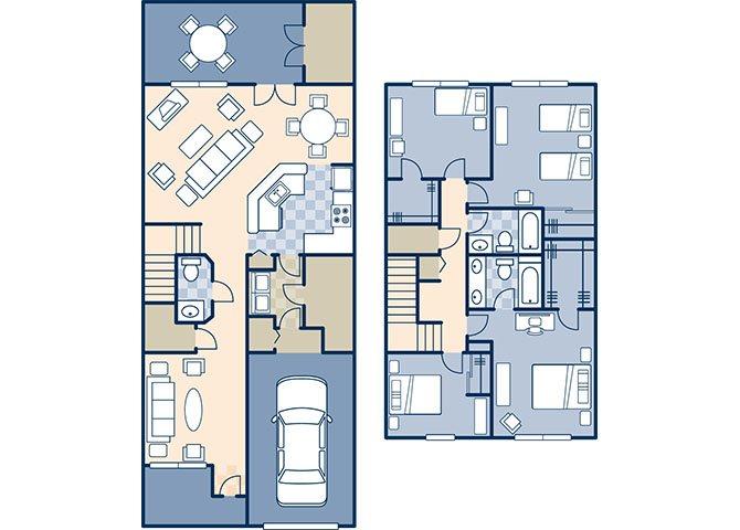 New Callaway 2095 Floor Plan 7