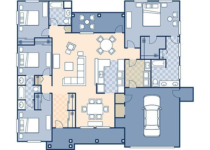 New Callaway 2259 Floor Plan 8