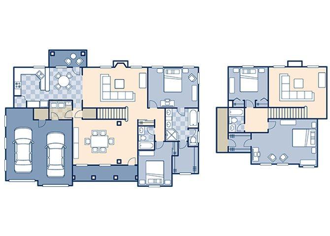 New Callaway 2492 Floor Plan 9