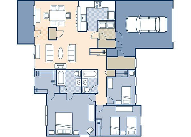 New Savannah 2010 Floor Plan 16