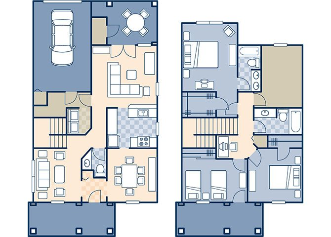 New Savannah 2067 Floor Plan 18