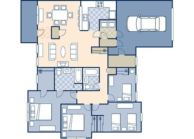 New Savannah 2010 B Floor Plan 17