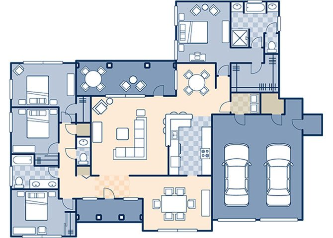 New Savannah 2453 Floor Plan 20