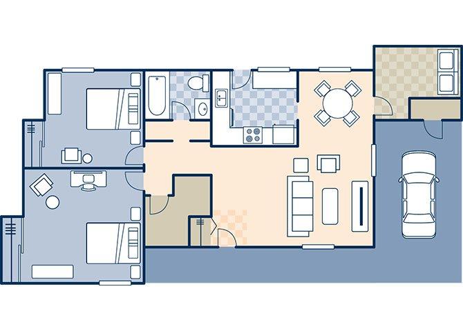 Wilson Acres 831 Floor Plan 21