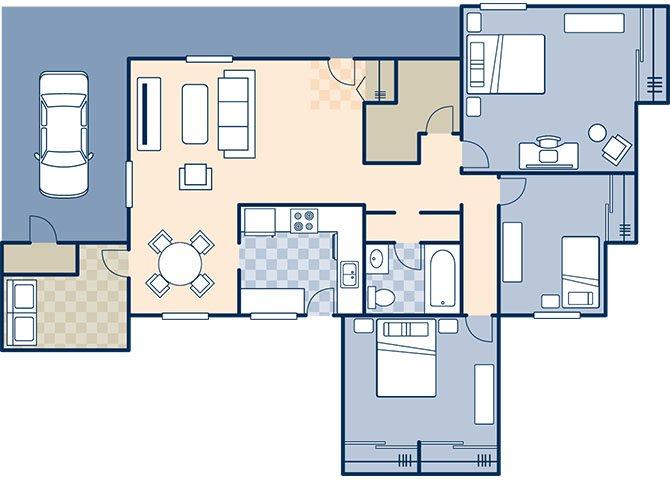 Wilson Acres 1008 Floor Plan 23