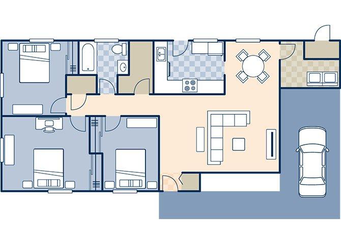 Wilson Acres 967 Floor Plan 22