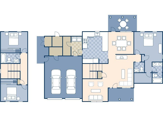 Columbia 2019 Floor Plan 2
