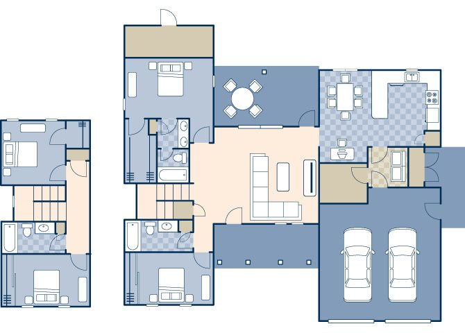 Columbia 2005 Floor Plan 7