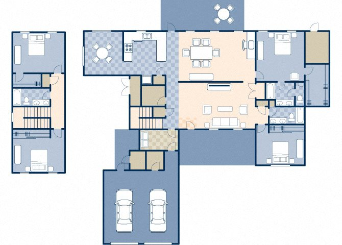 Columbia 2760 Floor Plan 8