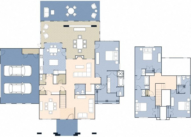 Columbia 3350 Floor Plan 9