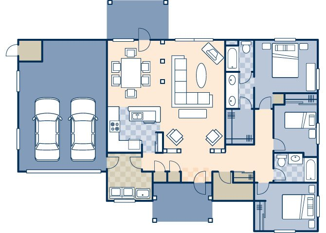 Patriot 2041 Floor Plan 12
