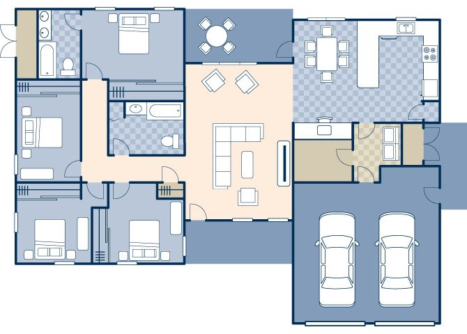 Patriot 1952 Floor Plan 14