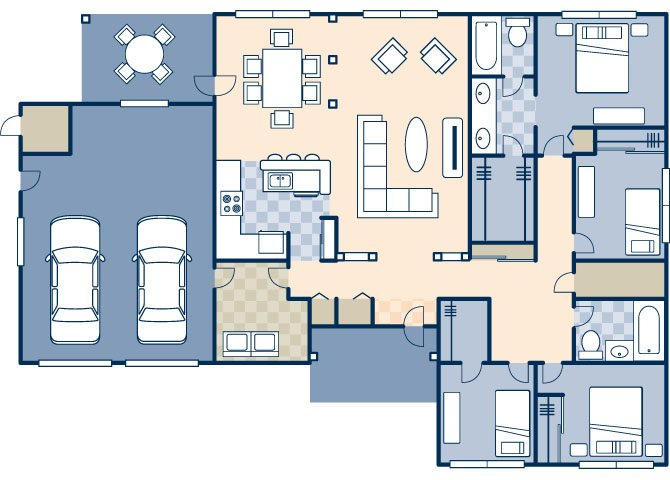 Patriot 2338 Floor Plan 16