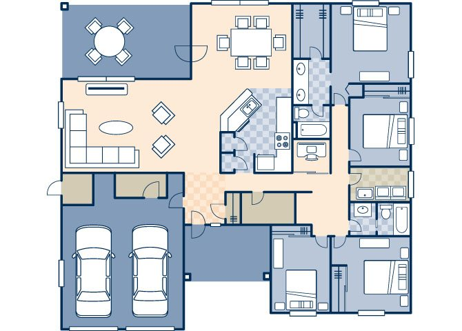 Patriot 2394 Floor Plan 17
