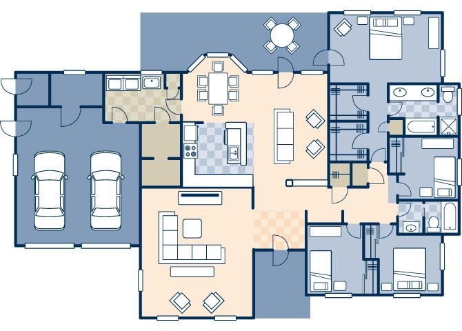 Patriot 2762 Floor Plan 18