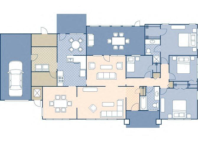 Trinity 2356 Floor Plan 26