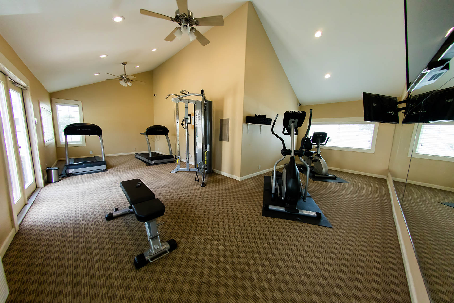 Health and Fitness Center at Aviare Place, Midland
