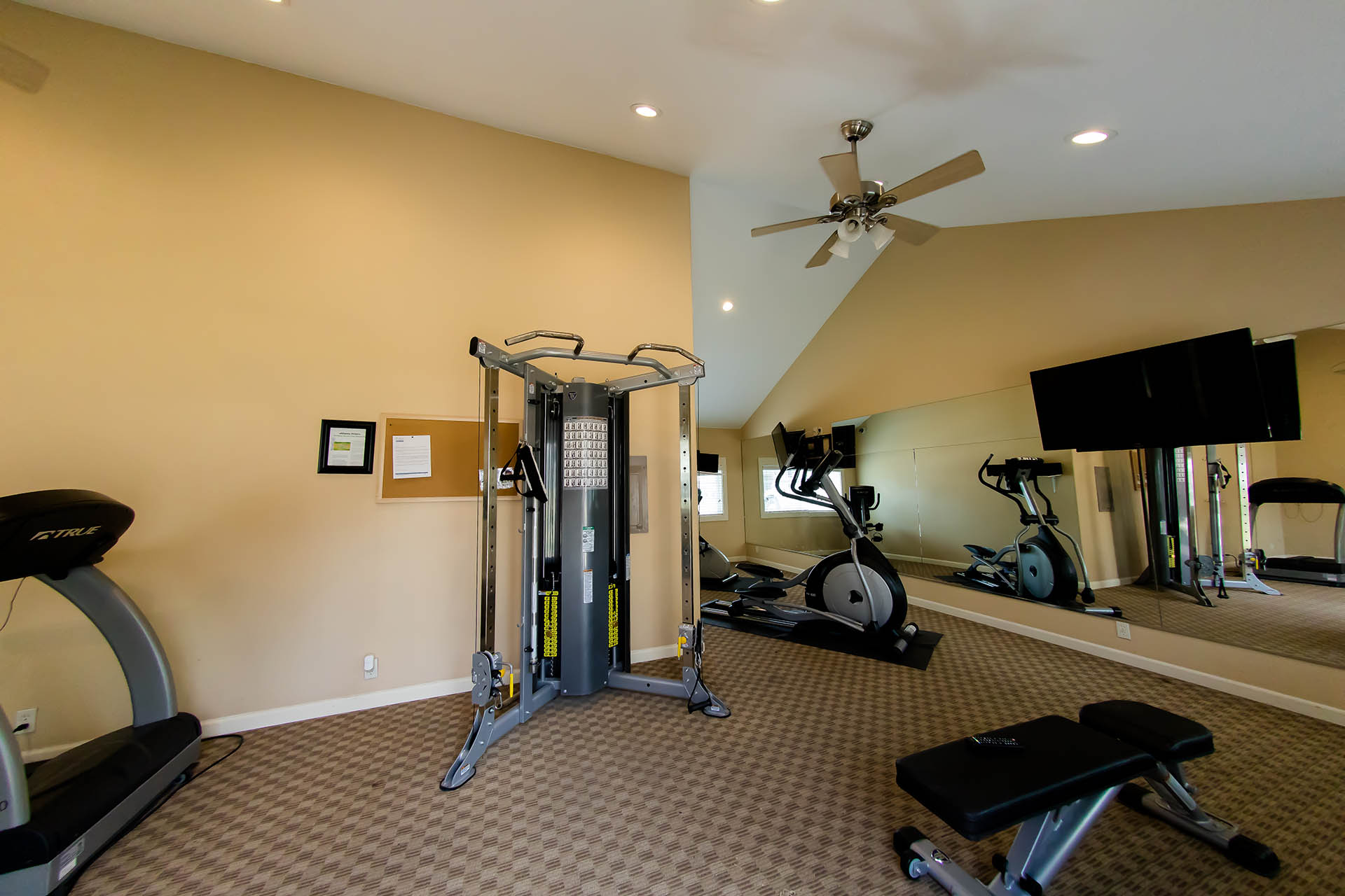 Fitness Club at Aviare Place, Texas