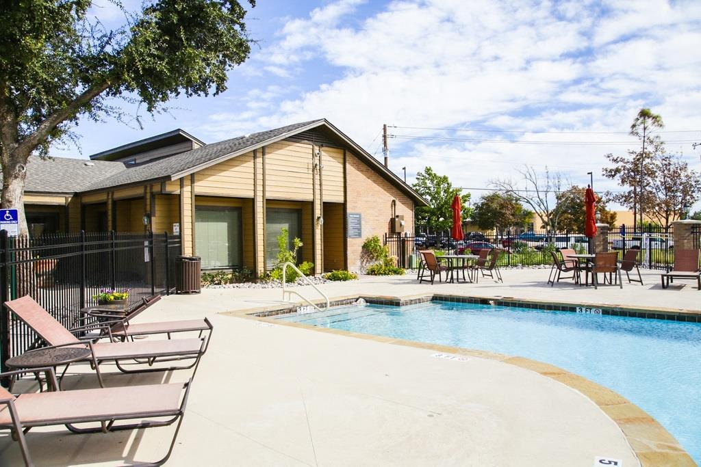 at Hawthorne House, Texas, 79705