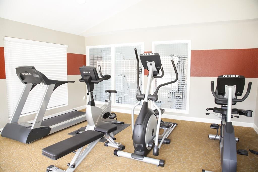 Fitness Club at Hawthorne House, Midland