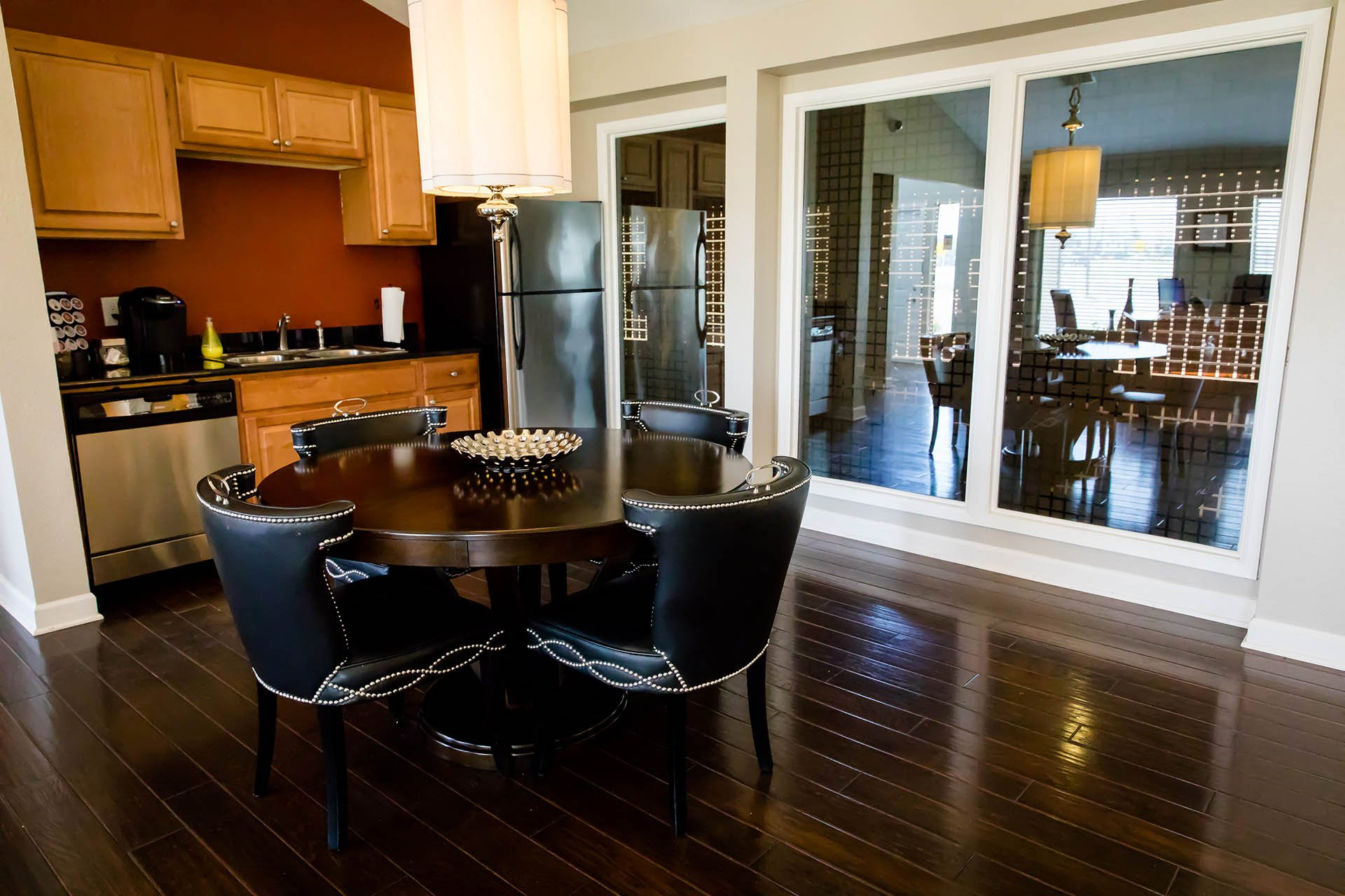 Stainless Steel Appliances at Hawthorne House, Midland, TX