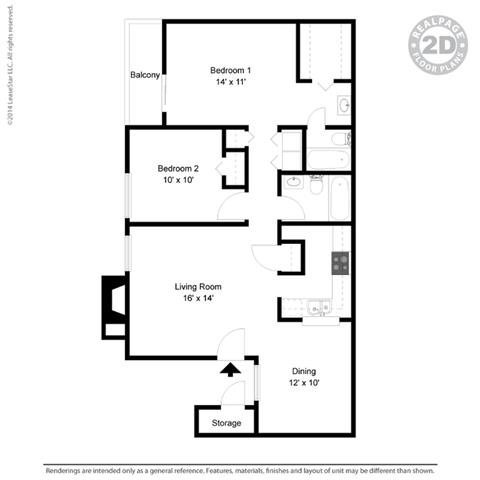 Delightful Floor Plan At University Gardens, Odessa, TX, 79761