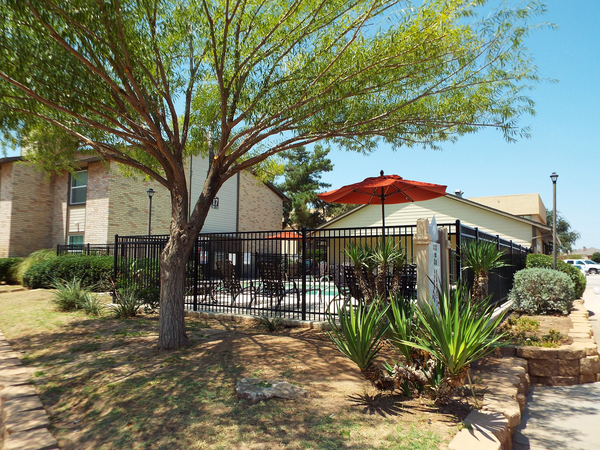 Beautiful Landscaping And Park Like Setting At University Gardens, Odessa,  TX, 79761 Idea