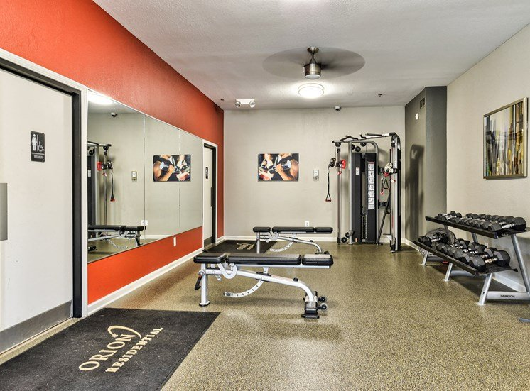 High-Performance Fitness Studio at Orion MainStreet, Ann Arbor, MI, 48103