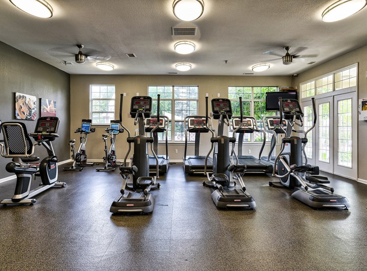 Club Quality Fitness Center at Orion MainStreet, Ann Arbor, MI